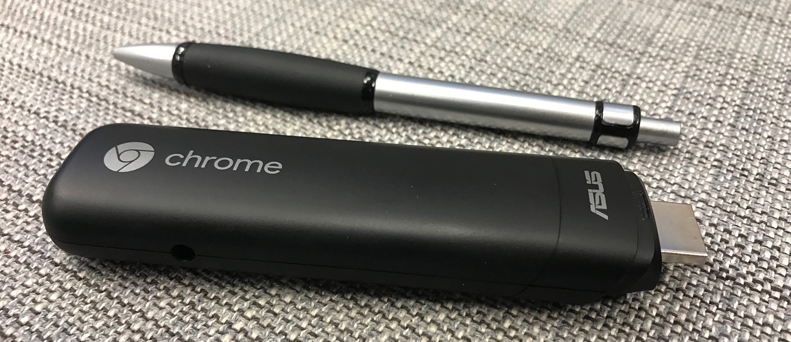 PinToMind - Asus Chromebit with app for PinToMind